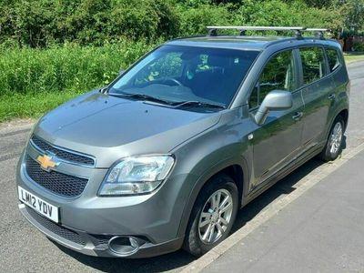 used Chevrolet Orlando 1.8 16v LT 5dr