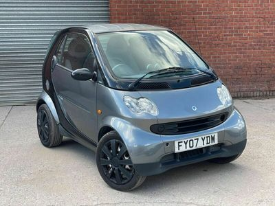 used Smart ForTwo Coupé 0.7 City Pure 3dr