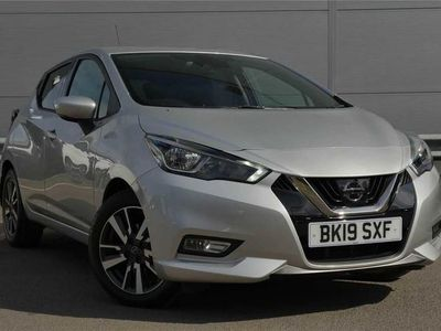used Nissan Micra Hatchback (All New) 0.9 IG-T 90 N-Connecta 5dr