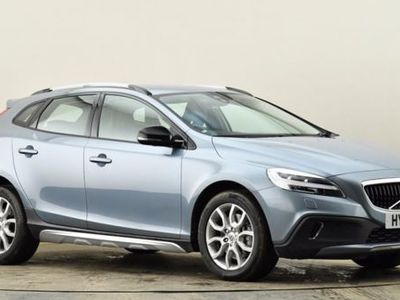 used Volvo V40 CC T3 [152] Pro 5dr Geartronic Blue Automatic Petrol
