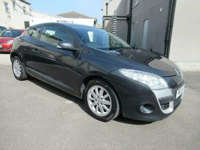 used Renault Mégane 1.5 dCi 110 Expression 3dr