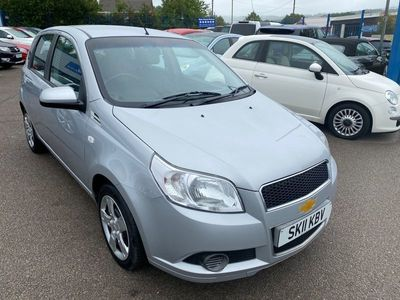 used Chevrolet Aveo 1.2 LS 5dr
