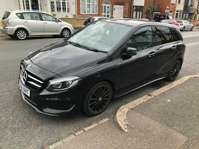 used Mercedes B200 B Class 2.1AMG Line 7G-DCT (s/s) 5dr