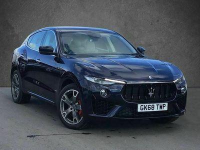 used Maserati Levante V6 5dr Auto estate