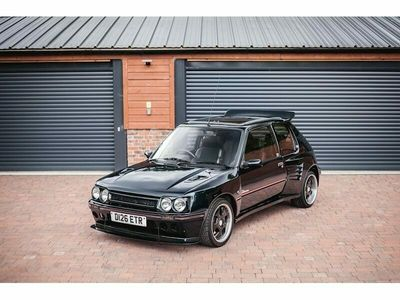 used Peugeot 205 205GTI 1.9 Dimma Conversion 1.9 3dr HPI: Clear Manual Petrol