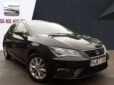 used Seat Leon 5dr (2016) 1.2 TSI SE Technology (110 PS)
