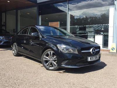 used Mercedes CLA200 D SPORT
