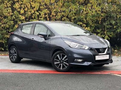 used Nissan Micra 1.5 dCi Acenta 5dr