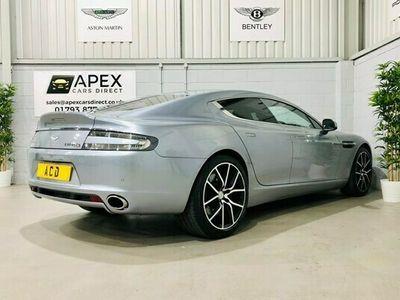 used Aston Martin Rapide Saloon V12 S 4d Auto