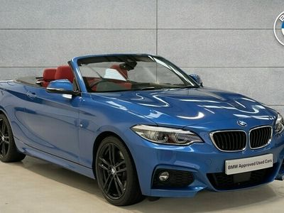 used BMW 230 i M Sport Convertible