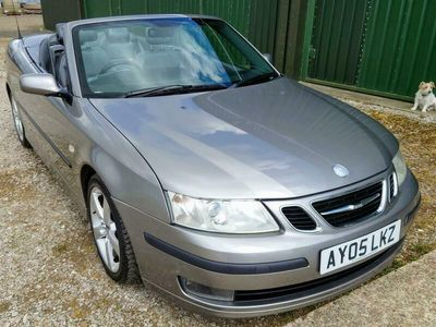 used Saab 9-3 Cabriolet 2.0t Vector 2dr