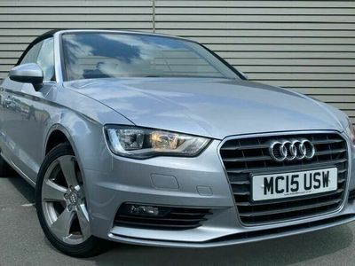 used Audi A3 Cabriolet Cabriolet 1.4 TFSI CoD Sport 2dr