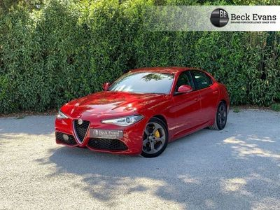 used Alfa Romeo Giulia 2.0 TB VELOCE 4d 277 BHP VAT Q SAT NAV CHOICE OF CARS