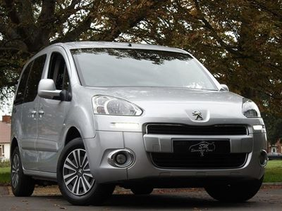 used Peugeot Partner COMBI 1.6 HDI TEPEE S 5d 92 BHP APPLY FOR FINANCE ON OUR