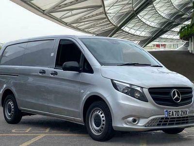 used Mercedes Vito 114CDI Progressive Van 9G-Tronic