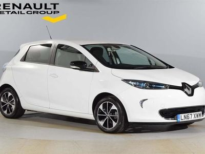 used Renault Zoe R90 41kWh Dynamique Nav Auto 5dr (Battery Lease)