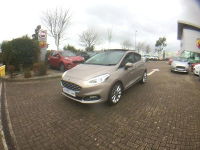 used Ford Fiesta Vignale 1.0 Ecoboost 5Dr Auto