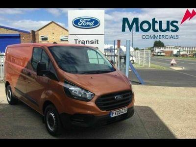 used Ford Custom Transit2.0 EcoBlue 105ps Low Roof Leader Van