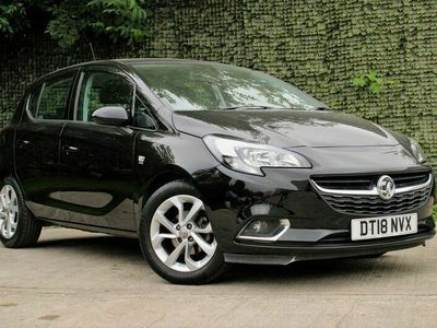 used Vauxhall Corsa SRI NAV 1.4 manual   Low Mileage   Sat Nav   Touch Screen Infotainment system 5dr