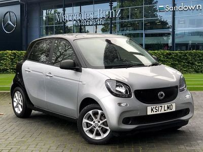 used Smart ForFour Forfour52 kW passion