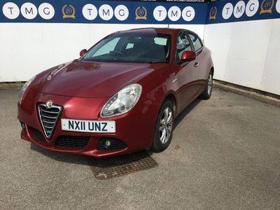 used Alfa Romeo Giulietta JTDM-2 LUSSO 5-Door