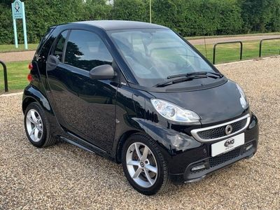 used Smart ForTwo Coupé coupe Edition21 mhd 2dr Softouch Auto 2014