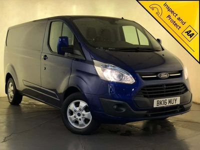 used Ford Custom Transit2.2 TDCi 290 Limited L2 H1 5dr