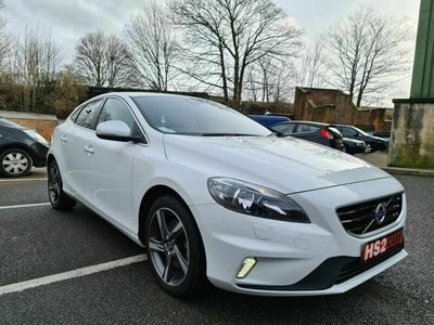 used Volvo V40 2.0 D2 R-Design 5dr