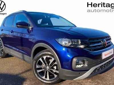 used VW T-Cross - Estate Special Edition 1.0 TSI 115 United 5dr
