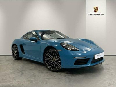 used Porsche Cayman 2.0 2dr