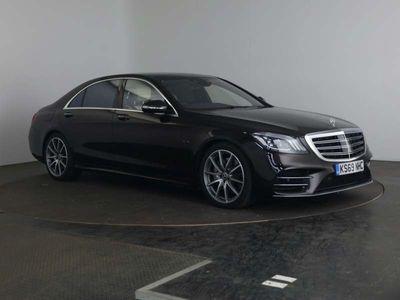 used Mercedes S560 S Class 3.0e V6 EQ Power AMG Line (Executive, Premium) G-Tronic (s/s) 4dr