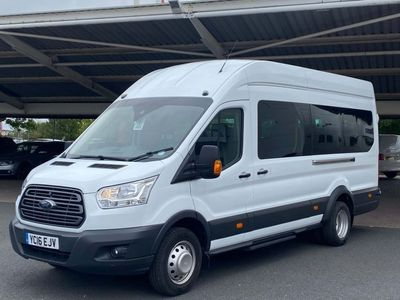 used Ford Transit 2.2 TDCi 125ps H3 18 Seater Trend