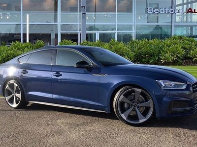 used Audi A5 40 Tdi Black Edition 5Dr S Tronic