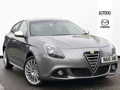 used Alfa Romeo Giulietta 2016 Lower Wortley 2.0 JTDM-2 Exclusive 5dr