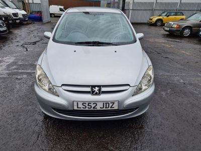 used Peugeot 307 2.0 HDi 90 Rapier 5dr [AC]