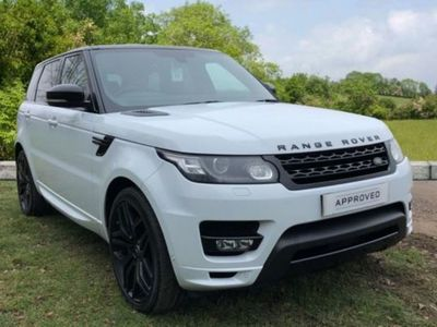used Land Rover Range Rover Sport 5.0 V8 S/C Autobiography Dynamic 5dr Auto estate