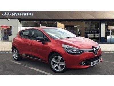 used Renault Clio 1.2 16V Dynamique MediaNav 5dr Petrol Hatchback