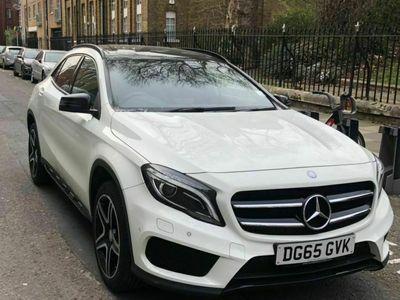 used Mercedes GLA250 Gla Class 2.0AMG Line (Premium Plus) 4MATIC 5dr