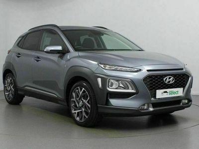 used Hyundai Kona Hybrid 1.6 h-GDi Premium Automatic