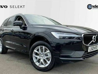 used Volvo XC60 2.0 B5P [250] Momentum 5dr AWD Geartronic
