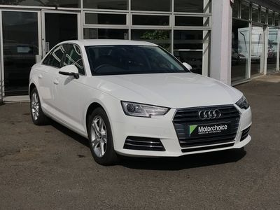 used Audi A4 2.0 TFSI Sport (s/s) 4dr