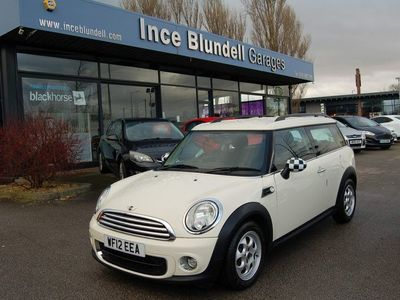 used Mini One Clubman 1.6 D 5dr