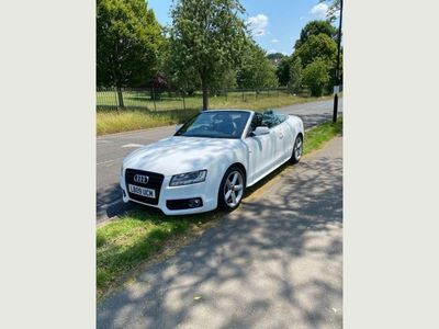 used Audi A5 Cabriolet Cabriolet 2.0 TFSI S line 2dr