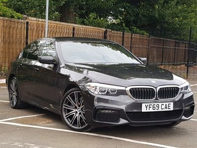 used BMW 530 e M Sport iPerformance Saloon