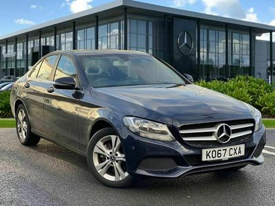 used Mercedes C200 C CLASS SALOONSE Executive Edition 4dr 9G-Tronic