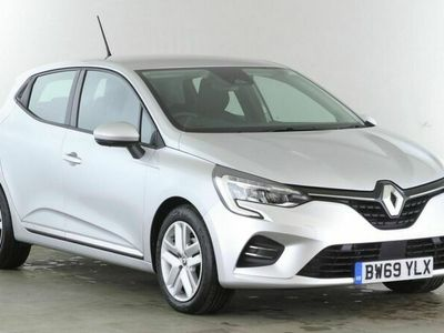 used Renault Clio 1.5 Blue dCi Play Hatchback 5dr Diesel Manual (s/s) (85 ps)