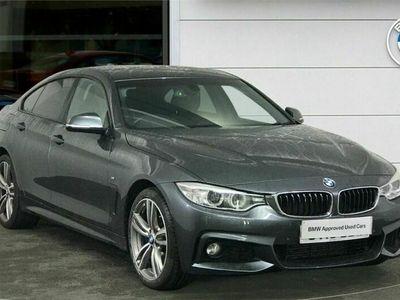 used BMW 420 4 Series d [190] xDrive M Sport 5dr Auto [Prof Media]