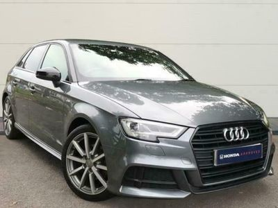 used Audi A3 Sportback S Line Black Edition T Hatchback special editions