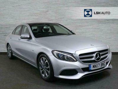 used Mercedes C350e C ClassSport Premium 4dr Auto Saloon