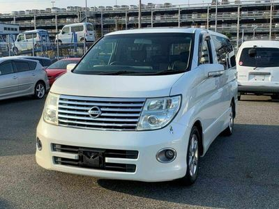 used Nissan Elgrand HIGHWAY STAR SUNROOFS BIMTA CERTIFIED 3.5 5dr